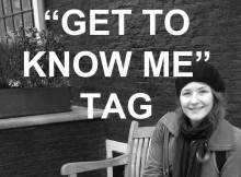 'Get To Know Me' Tag: 21 Questions A Mum Reviews