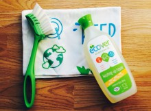 Hand Washing Dishes The Eco Friendly Way A Mum Reviews