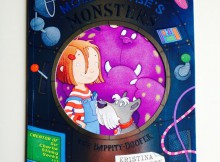 Book Review: Molly Maybe's Monsters - The Dappity Doofer A Mum Reviews