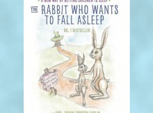Book Review: The Rabbit Who Wants to Fall Asleep A Mum Reviews