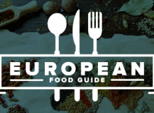 An Interactive European Food Guide - A Mum Reviews