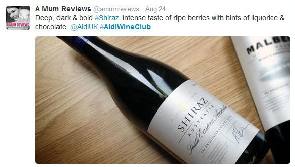The ALDI Wine Club - The Fifth Panel A Mum Reviews