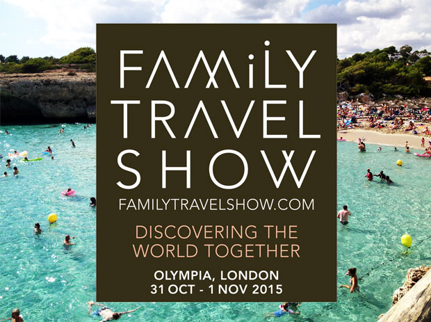 Win Tickets to The Family Travel Show! A Mum Reviews