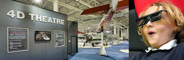 A Family Day Out Idea - The RAF Museum in London A Mum Reviews