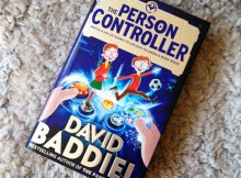 Book Review & Giveaway: The Person Controller by David Baddiel A Mum Reviews