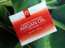 InstaNatural Superior Hydration Argan Oil Hair Mask Review A Mum Reviews