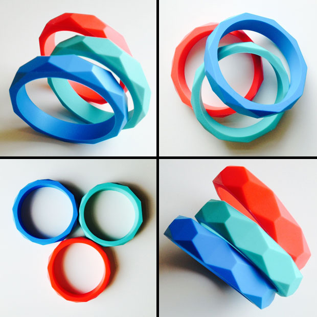 Lara & Ollie Silicone Teething Bangles Review A Mum Reviews