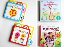 New DK Preschool Books Reviews + Giveaway A Mum Reviews