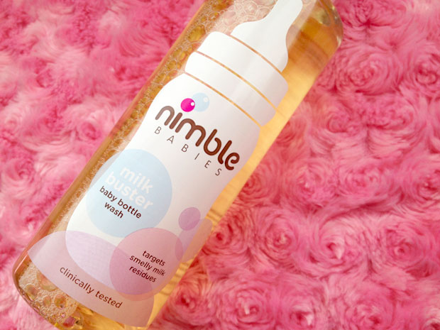 Nimble Babies Milk Buster Baby Bottle Wash Review A Mum Reviews