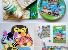 Party Bags & Supplies Safari Adventure Party Pack Review A Mum Reviews