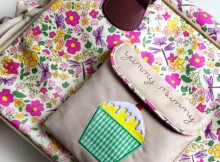Pink Lining Yummy Mummy Cottage Garden Changing Bag Review A Mum Reviews