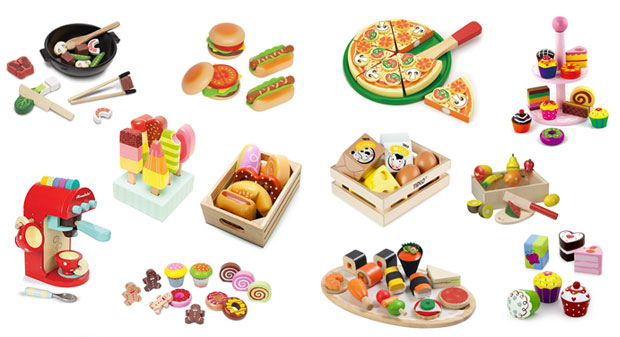 wooden toy foods wish list