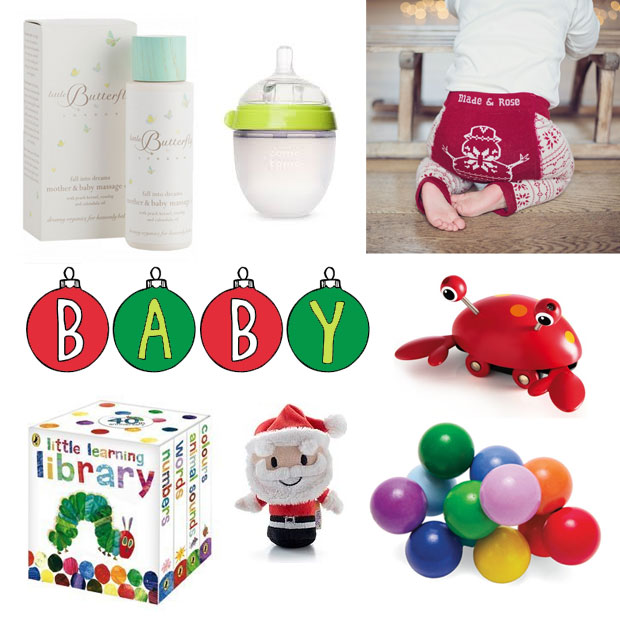 Baby's First Christmas Gift Guide - A Mum Reviews