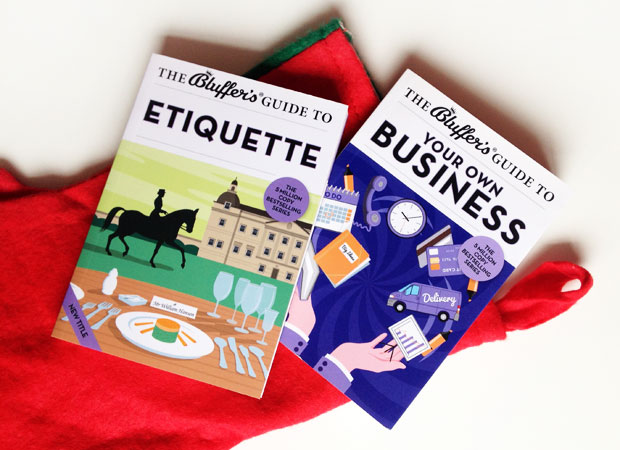 Christmas Stocking Gift Idea: The Bluffer's Guide To… Books A Mum Reviews