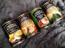 Crosse & Blackwell Soups and a Very Tasty Panini Recipe A Mum Reviews