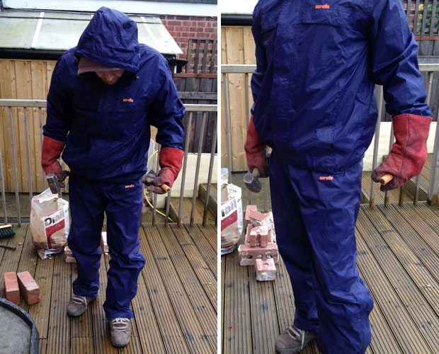 Scruffs Waterproof Pac-Away Jacket and Trousers Review - A Mum Reviews