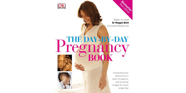 The Day-by-Day Pregnancy Book Review A Mum Reviews