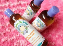 Earth Friendly Baby Bath Products and Massage Oil Review A Mum Reviews