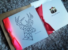 Luxury Handmade Christmas Cards From Made With Love A Mum Reviews