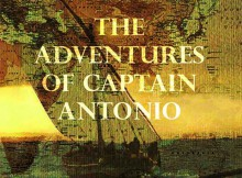 Book Giveaway: The Adventures of Captain Antonio - Transom Trilogy A Mum Reviews