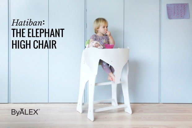 NEWS – Hatiban Elephant High Chair A Mum Reviews