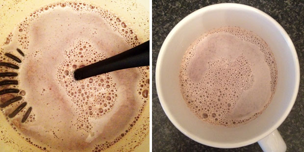 The Real Thing - Hasslacher's Hot Drinking Chocolate Review A Mum Reviews