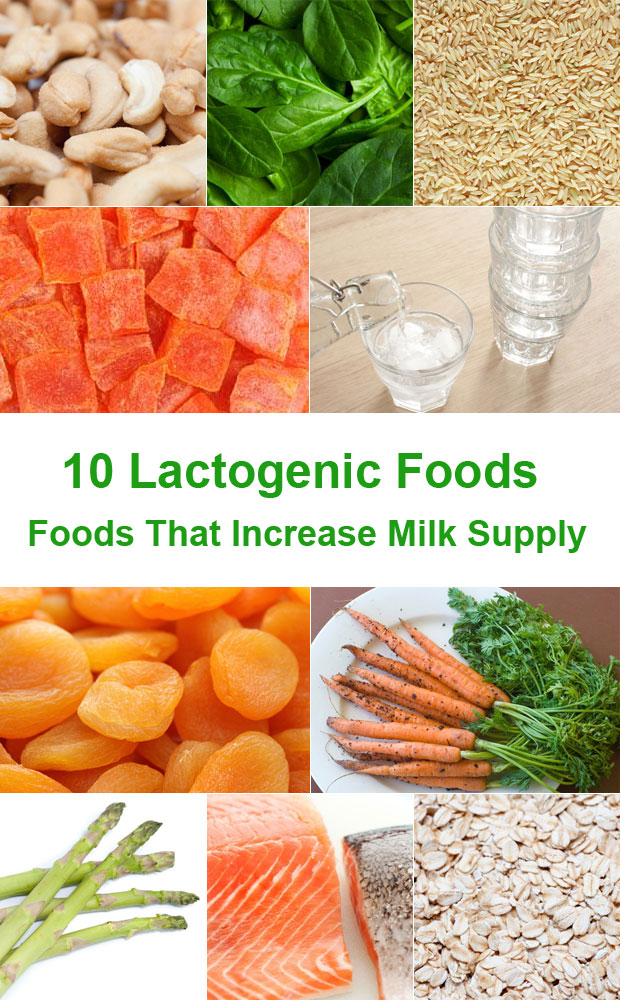 10 Lactogenic Foods - Foods That Increase Your Milk Supply A Mum Reviews
