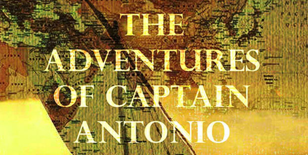 Win The Adventures of Captain Antonio – Transom Trilogy