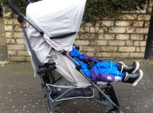 Little Tikes Stroll 'n Go Lightweight Stroller Review A Mum Reviews