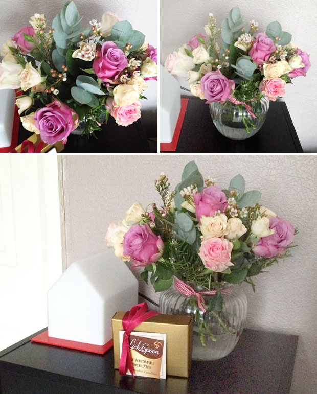 Mother's Day Bouquet from The Flower Studio Review A Mum Reviews
