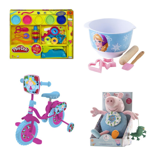 Amazing Spring Tesco Offers - F&F and Tesco Direct Toys Discounts A Mum Reviews