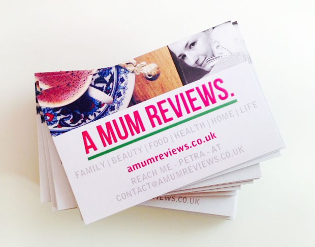 Aura print digital impakt colour core business cards review a mum aura print digital impakt colour core business cards review reheart Gallery