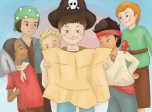 Book Giveaway: Fierce Pierce - A Pirate's Tale by Emma Coray A Mum Reviews