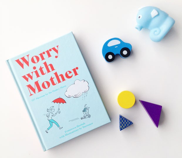 Book Review: Worry with Mother by Francesca Hornak A Mum Reviews