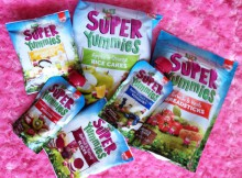 Cow & Gate The Super Yummies Snacks Review A Mum Reviews