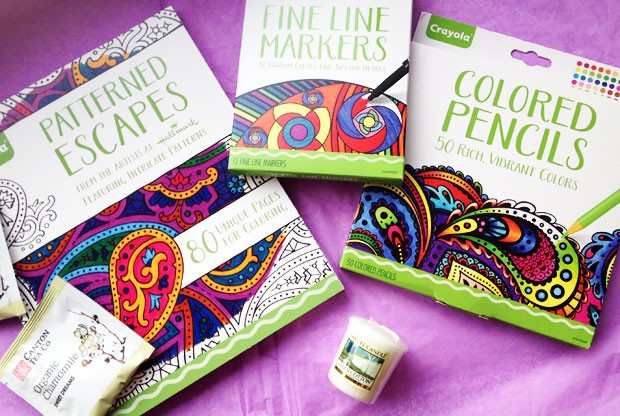 Crayola Adult Colouring Range Review A Mum Reviews