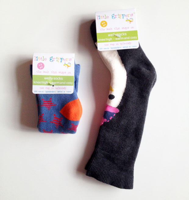 Little Grippers Toddler Socks Review With Stay