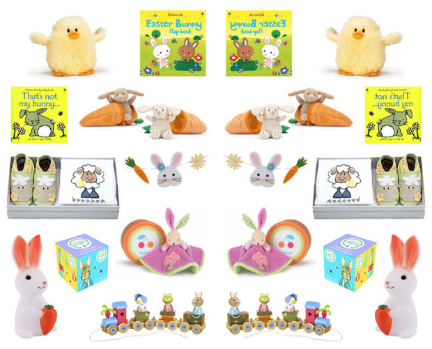 Non Chocolate Easter Gifts For Babies Toddlers A Mum