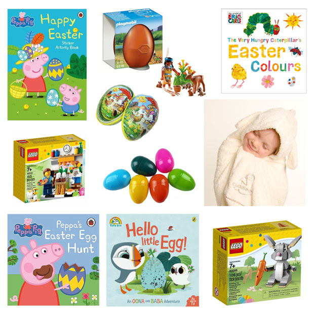 Non chocolate easter gifts for children an easter gift guide a non chocolate easter gifts for children a mum reviews negle Image collections