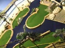 Paradise Island Adventure Golf Sheffield Review A Mum Reviews