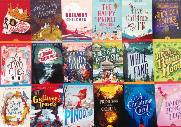 Rediscover Puffin Classics The World S Favourite Stories