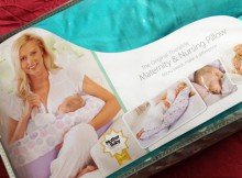 Theraline Original Pregnancy & Baby Feeding Pillow Review + Win A Mum Reviews