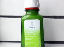 Weleda Aknedoron Purifying Lotion Review A Mum Reviews