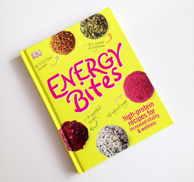 Book Review: Energy Bites from DK Books A Mum Reviews