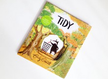 Book Review: Tidy by Emily Gravett A Mum Reviews