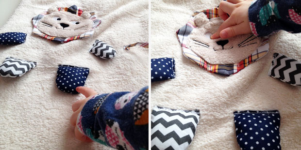 ComfyToday 3-in-1 Baby Blanket Review - Chester The Lion A Mum Reviews