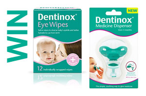 Win Dentinox Goodies!