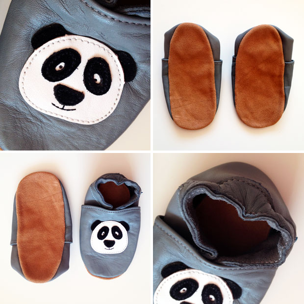 Dotty Fish Leather Baby & Toddler Shoes Review A Mum Reviews