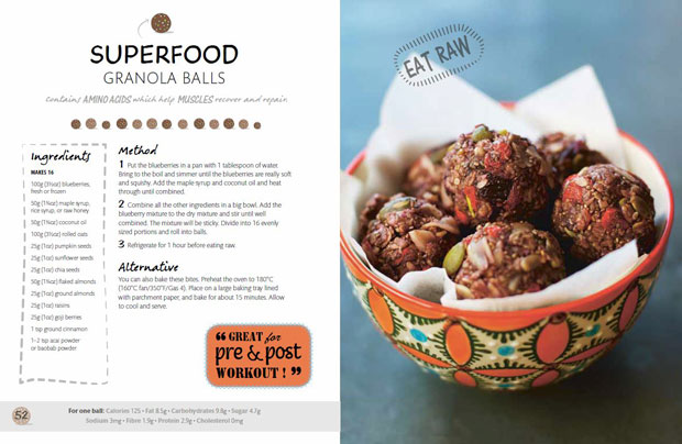 Energy Bites Recipe: Superfood Granola Balls A Mum Reviews