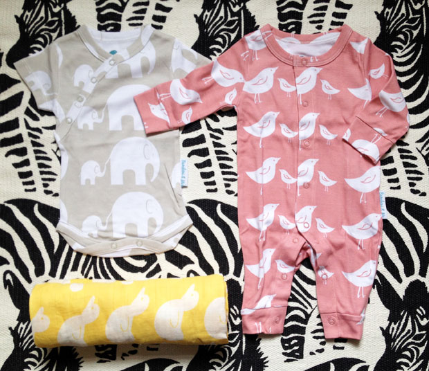 #MiniOneWears - Bambini & Me Baby Clothes A Mum Reviews